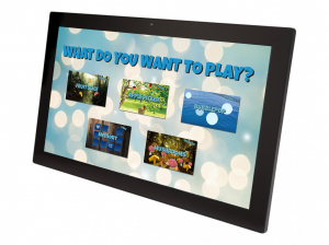 PlayZone touch panel